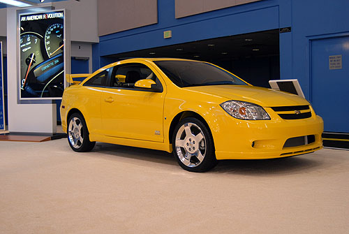 2007 chevrolet cobalt ss autos weblog. Black Bedroom Furniture Sets. Home Design Ideas