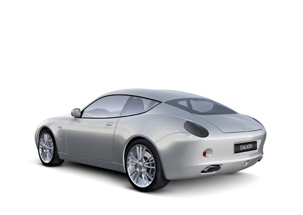 Maserati Zagato Photographs And Maserati Technical Data