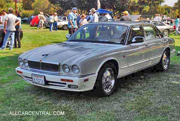 1998 Jaguar Xj8l. Jaguar VJ6 VDP 1998
