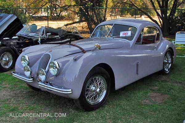 Jaguar Xk120 Hardtop. Jaguar XK120 1953