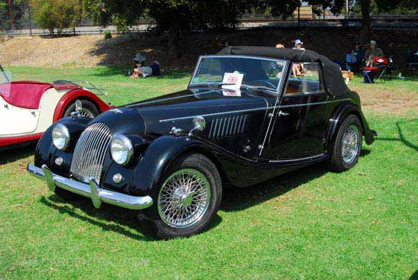 Morgan Drop Head Coupe  1965