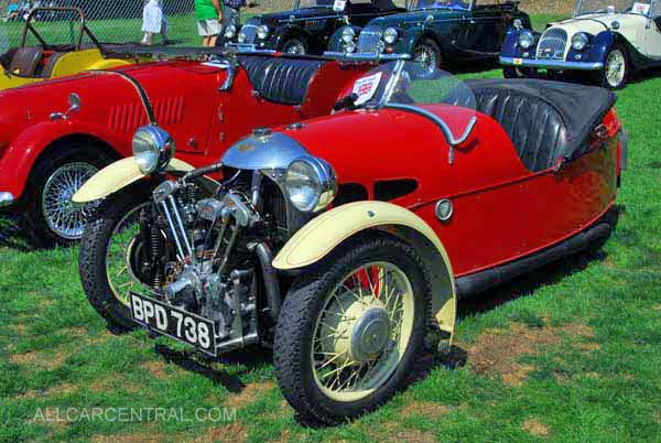 Morgan Super Sport 1934