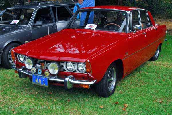 Rover 2000 Tc For Sale. Rover TC2000 1969