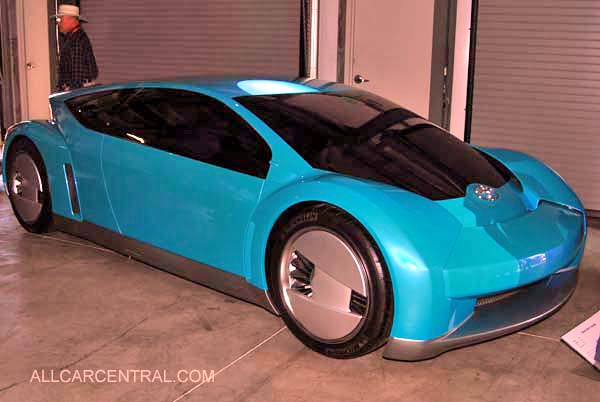 Toyota Fine-S Concept 2003 Fuel-Cell