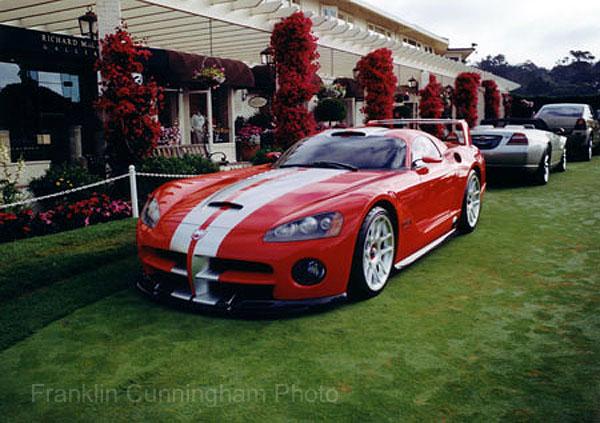 Dodge Viper GTS-R, 2000