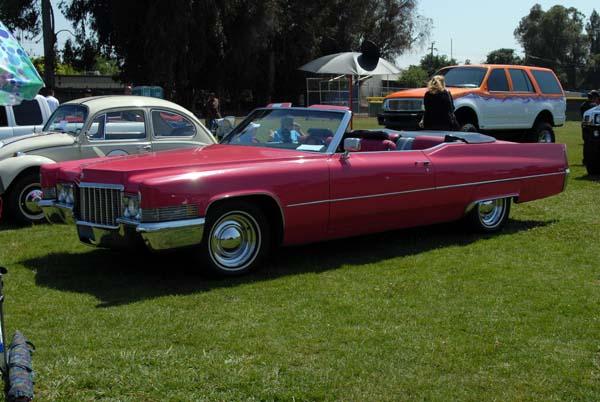 Cadillac Deville. Cadillac Deville 1970