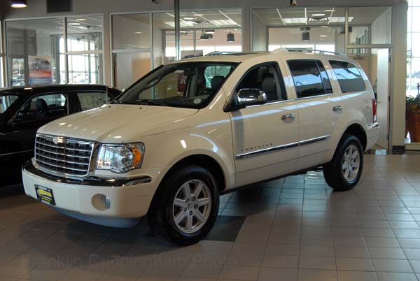 Chrysler Aspen 2007