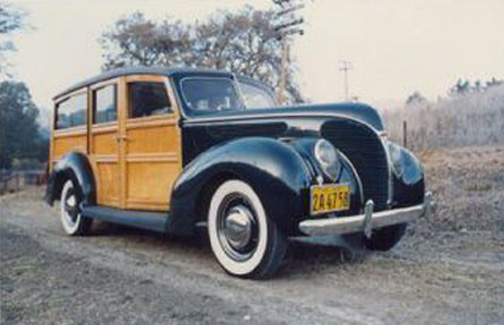 Ford Woodie 1938