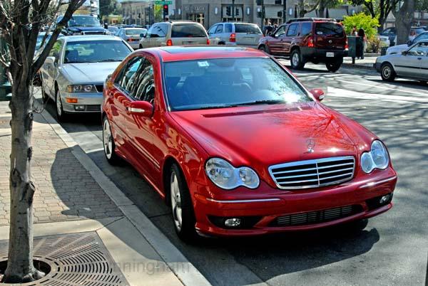 kompressor mercedes benz. Mercedes-Benz C230 Sport