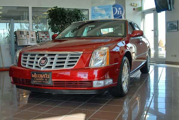 Cadillac DTS Luxury ll 2007