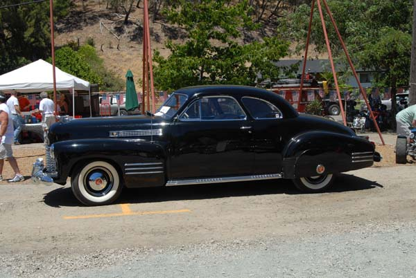 Cadillac Coupe Delux 1941