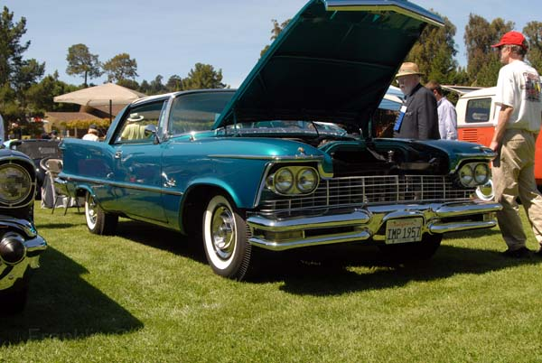 1966 Chrysler Imperial Crown. 1957 Chrysler Imperial Crown