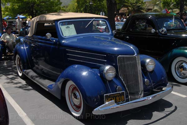 Ford Convertable 1936