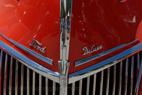 Ford Delux coupe 1939