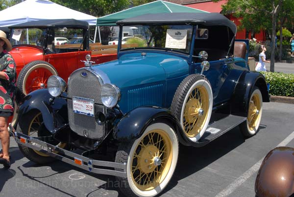 Ford Model A Roadster 1928