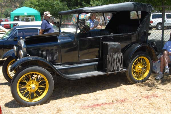 Ford Model T Touring 1926