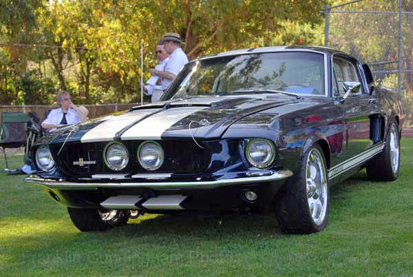 Ford Mustang GT 500 Shelby Cobra 1967