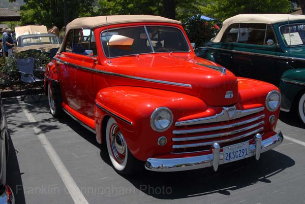 Ford Super deluxe 1948