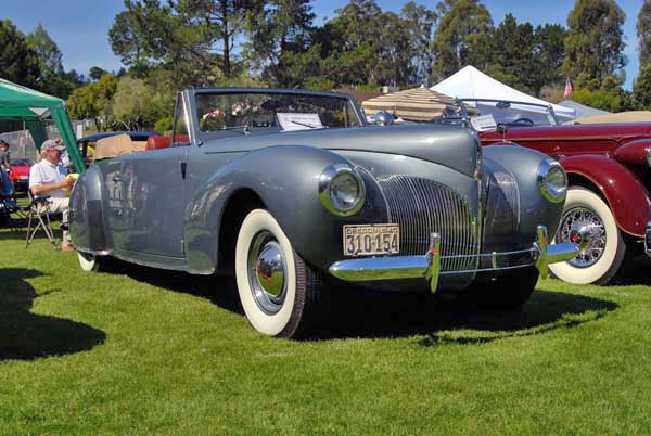 Lincoln Zephyr Continental 1940