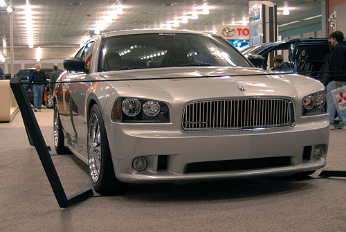 Dodge Charger, 2007