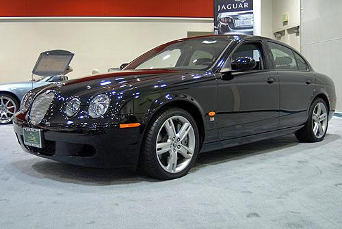 Jaguar stype r review