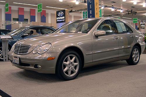 Mercedes Benz 2003 C240 Specs Mercedes-benz C240 2003
