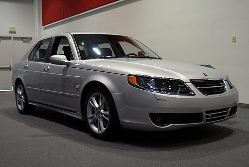 Pixsaab on 2007 Saab 9 5