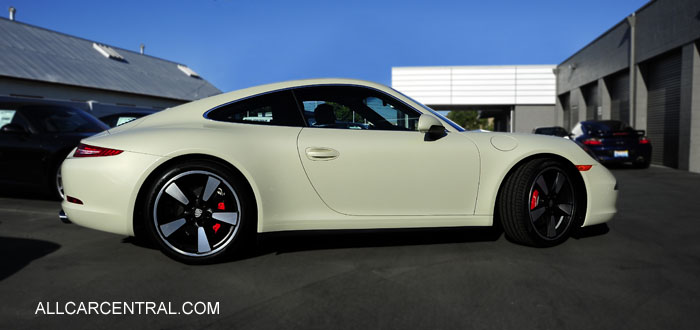 Porsche Porsche 911 50th Anniversary Edition 2014 All Car Central Magazine