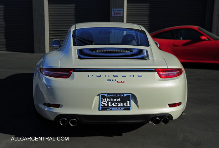 Porsche Porsche 911 50th Anniversary Edition 2014 All