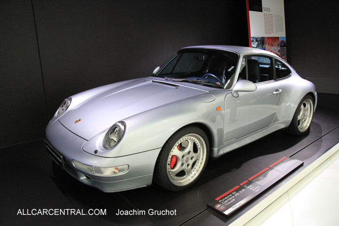 Porsche 911 Carrera 4S 3.6 1995 50 Years of the Porsche 911