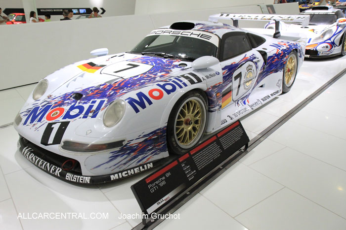 Porsche 911 GT1 1996  50 Years of the Porsche 911