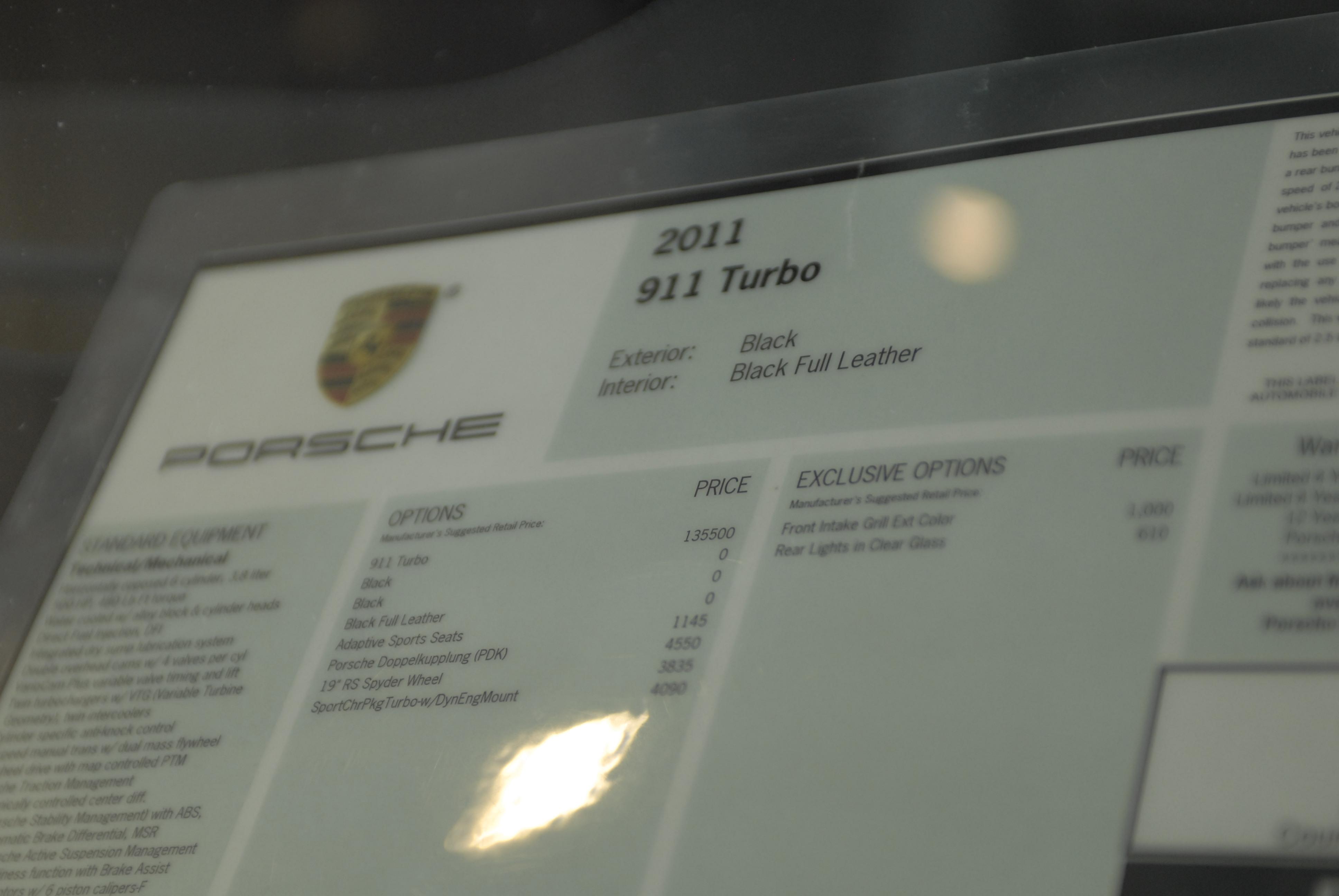 porsche 911 2011 all car central magazine