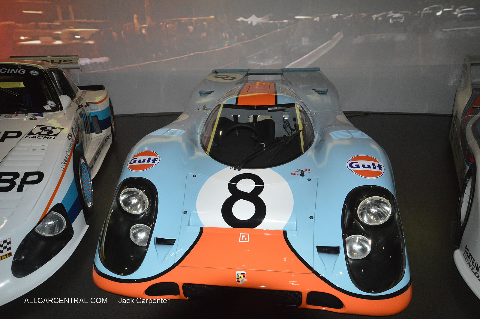 Porsche 917K 1969 Petersen Automotive Museum 2016 Jack  Carpenter Photo