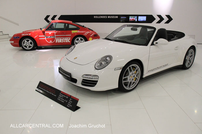 Porsche 997 Carrera 4S 50 Years of the Porsche 911