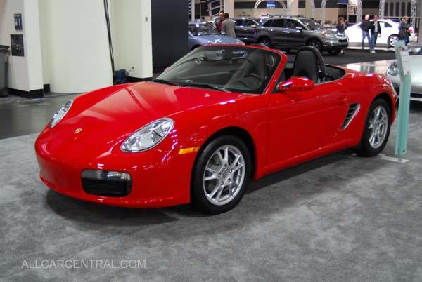 Porsche Boxster 2002. Porsche Boxster 2008