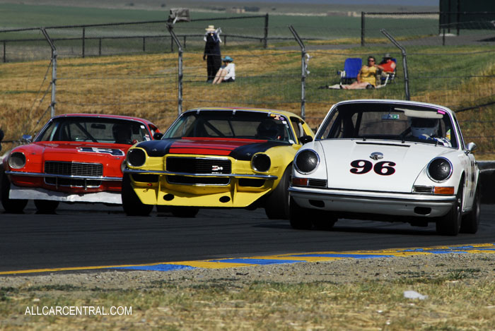 23nd Annual Wine Country Classic Historic Car Races